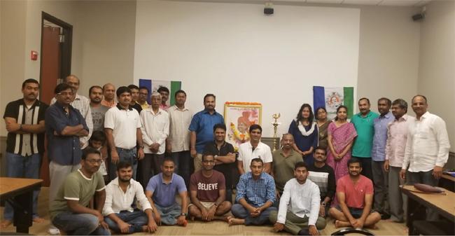 YS Rajasekhara Reddy Vardhanthi Celebrations In Atlanta - Sakshi