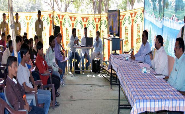 Voter Registration Online Adilabad Constituency - Sakshi