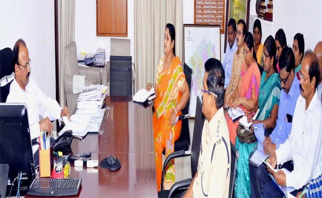 Girls Gender Ratio Increases Says Nizamabad Collector - Sakshi