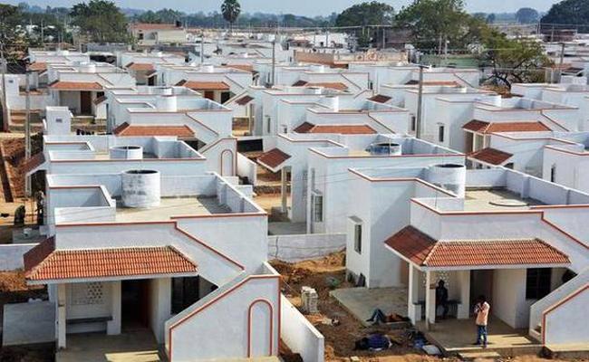 Double Bedroom Scheme In Telangana Government - Sakshi