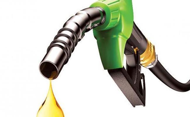 Petrol Diesel Price Hike In Telangana AP - Sakshi