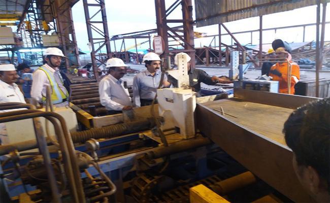 Kaleshwaram Project Works Progress Speed Warangal - Sakshi