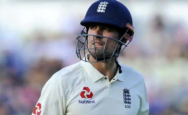 Not A Single Indian Cricketer Was Part of Alastair Cook All time Test XI - Sakshi