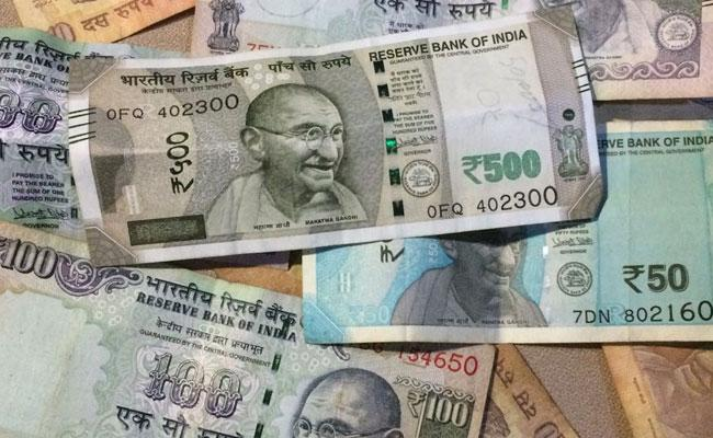 Indian rupee opens higher at 71.40 per dollar - Sakshi