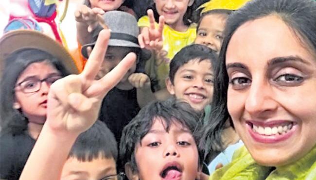 Teachers Day special:Dr. Anuraada Kishore - Sakshi