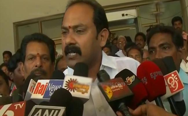 YSRCP Leaders Alla Nani And Kotagiri Sridhar Slams Chandrababu In Eluru - Sakshi