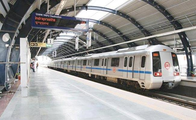 Study Says Metro Ride In Delhi Is Second Most Unaffordable In The World - Sakshi