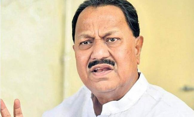 TRS MP D Srinivas To Rejoin Congress Party - Sakshi
