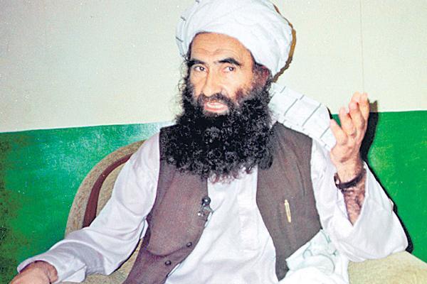 Afghan Taliban announces death of Jalaluddin Haqqani - Sakshi