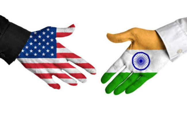 America And India Meeting At New Delhi - Sakshi