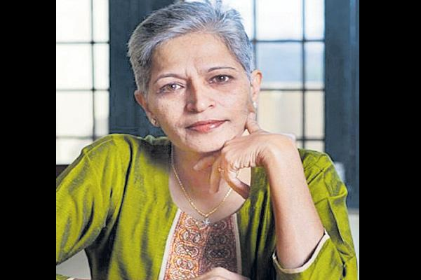 Forensic Lab Confirms Parashuram Waghmare Shot, Killed Gauri Lankesh - Sakshi