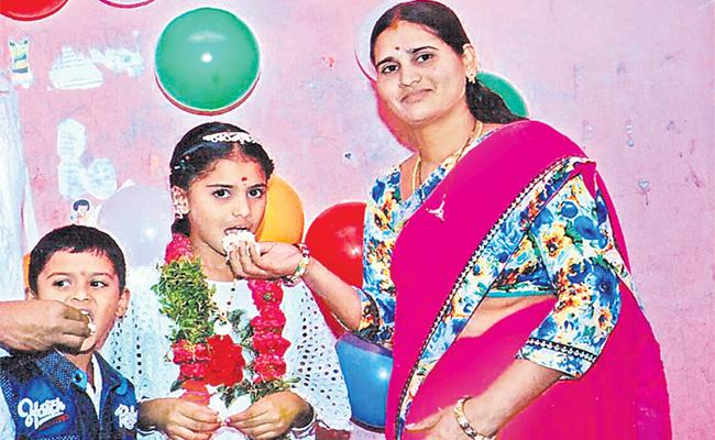 Mother Missing With Two Children In Hyderabad - Sakshi