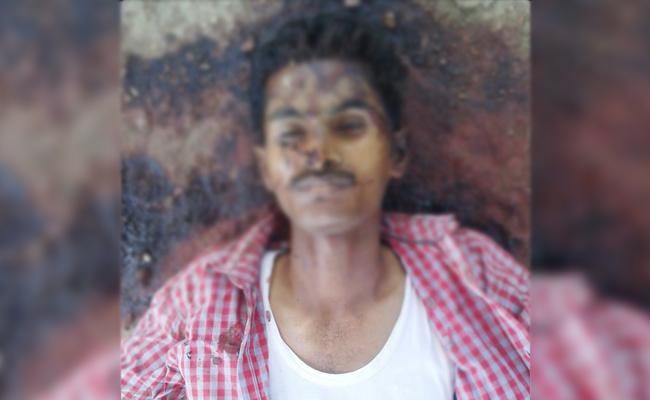 Man Murdered In Guntur - Sakshi