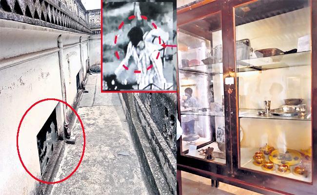 Investigation Speed Up in Nizam Museum Robbery Case hyderabad - Sakshi