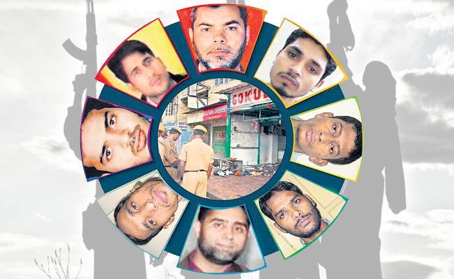 Terrorists Links In Hyderabad - Sakshi