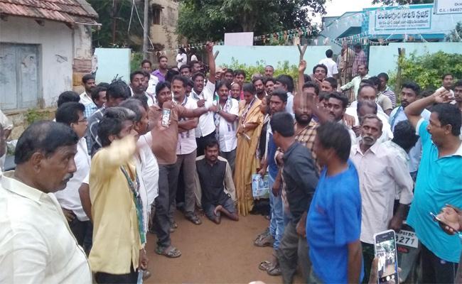 CM Tour With Leaders Arrests In West Godavari - Sakshi
