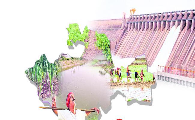 Nagarjuna Sagar Present Water Released Khammam - Sakshi