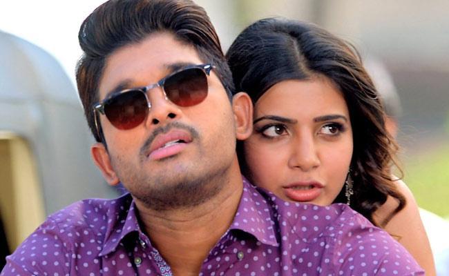 Allu Arjun And Samantha Team Up For Vikram Kumar Film - Sakshi