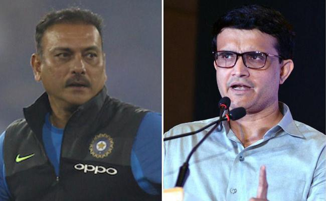Dravid agreed to become Indias batting consultant before chat with Ravi Shastri,Ganguly - Sakshi