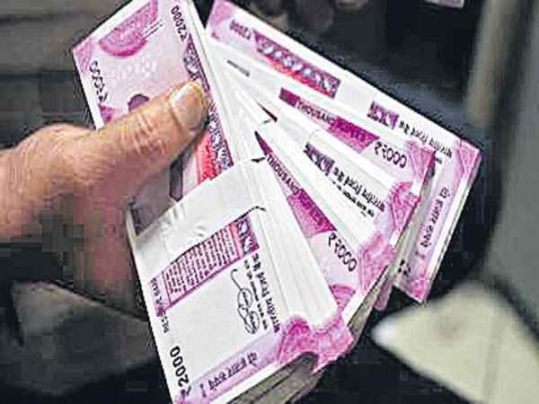 Irregulars mislead the money of Rythu Bandhu Funds - Sakshi