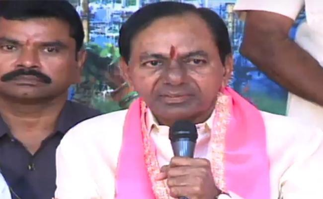 Kcr Says Trs Will Win In Hundred Segments - Sakshi