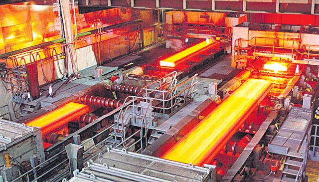 Rupee decline good days for steel - Sakshi