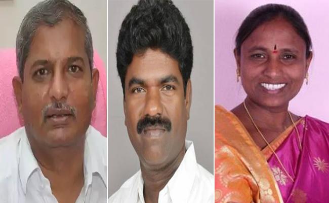 Shock to bodige Shobha in Choppadandi con - Sakshi
