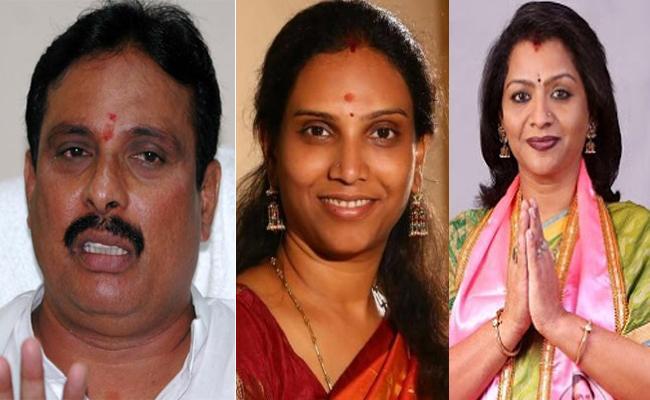 Suspense on Danam Nagender seat - Sakshi