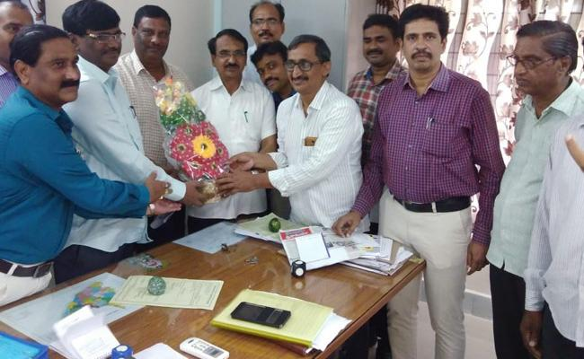 New DMHO For Srikakulam - Sakshi