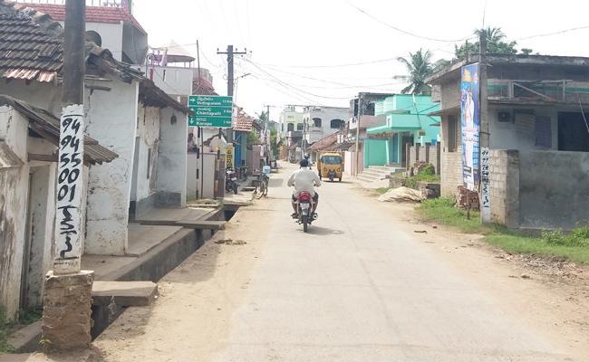 Viral Fever In kandregula Villag East Godavari - Sakshi