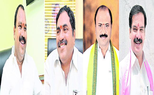 KCR Announced Warangal MLA candidates - Sakshi