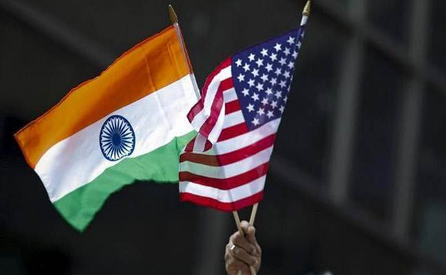 India And America Signed On COMCASA Agreement - Sakshi
