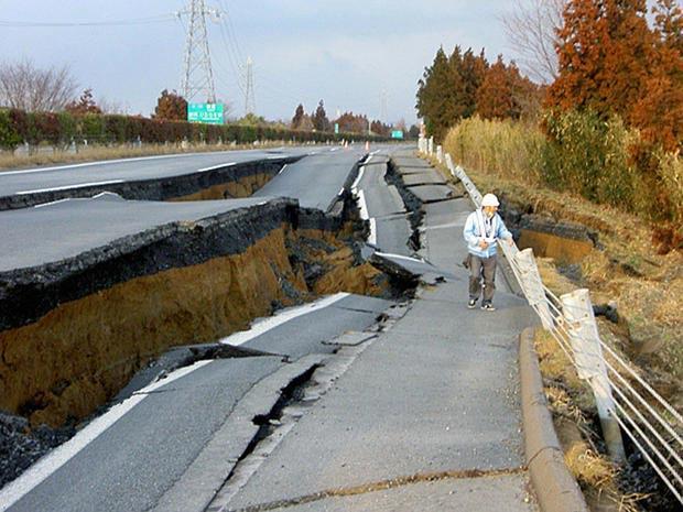 earthquake in japan - Sakshi