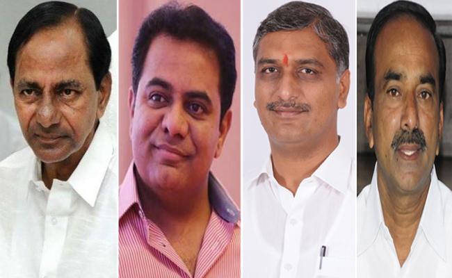 Telangana Elections 2018 CM KCR Announced MLA Candidates List - Sakshi