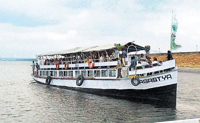 TSTDC Package On Nagarjuna Sagar Tour - Sakshi