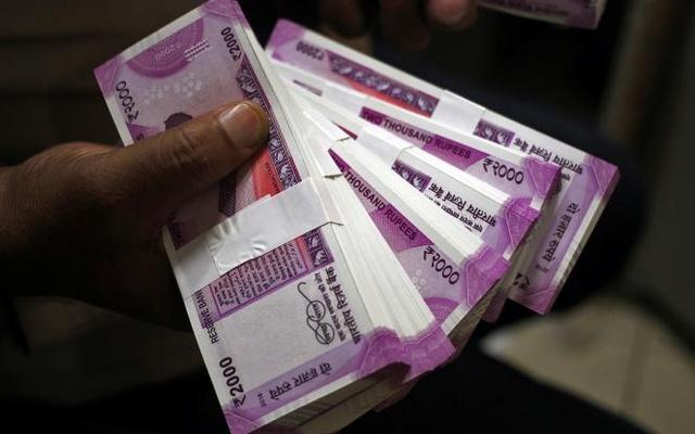 Rupee nearer to all time low against US dollar  - Sakshi