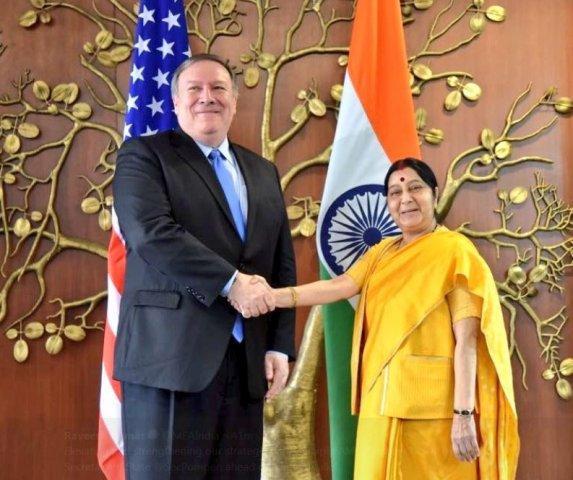 India Urges US To Take 'Balanced, Sensitive' View On H-1B Visa Issue - Sakshi