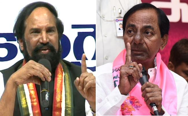 Uttam Kumar Reddy Fires On KCR Over Dissolution Telangana Assembly - Sakshi