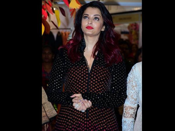 Aishwarya Rai Bachchan Left Teary Eyed At An Event - Sakshi