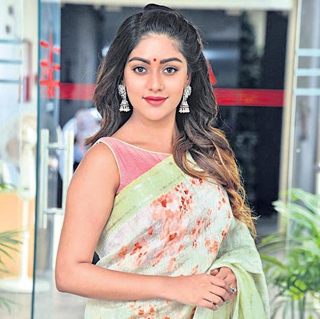 anu emmanuel interview about sailaja reddy alludu - Sakshi