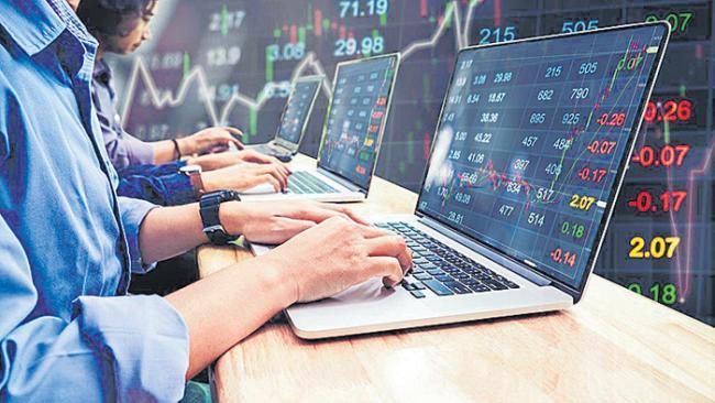 Closing bell: Sensex, Nifty snap six-day losing streak - Sakshi