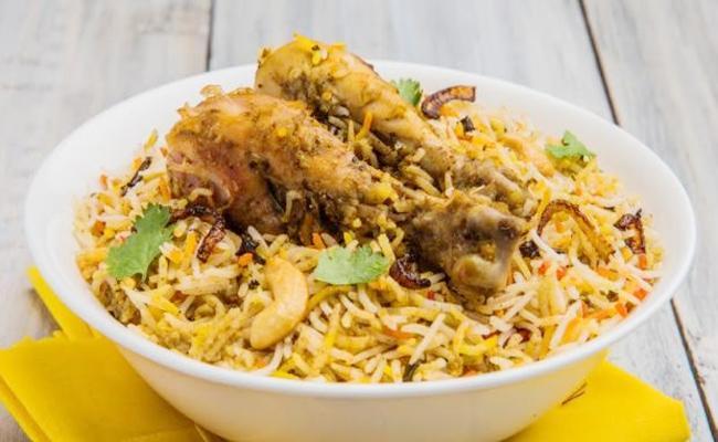 Wife Leav Home While Husband Eat Biryani In Sravanamasam - Sakshi