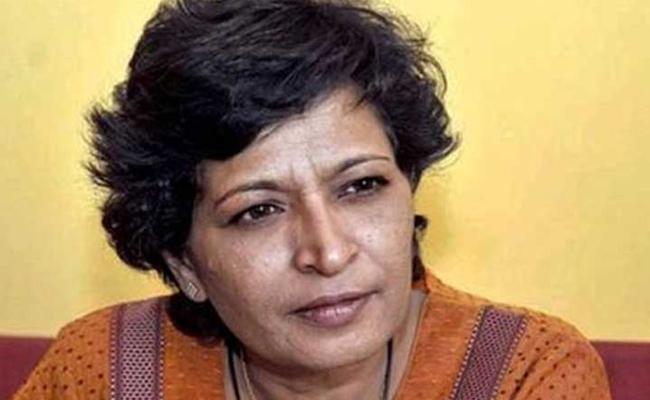 Article On Gauri Lankesh In Sakshi