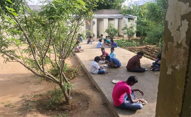 Vigilance Attack On Hostels Chittoor - Sakshi