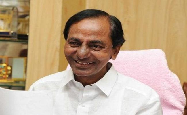 KCR Schedule On Occasion Of Dissolve Of Assembly - Sakshi