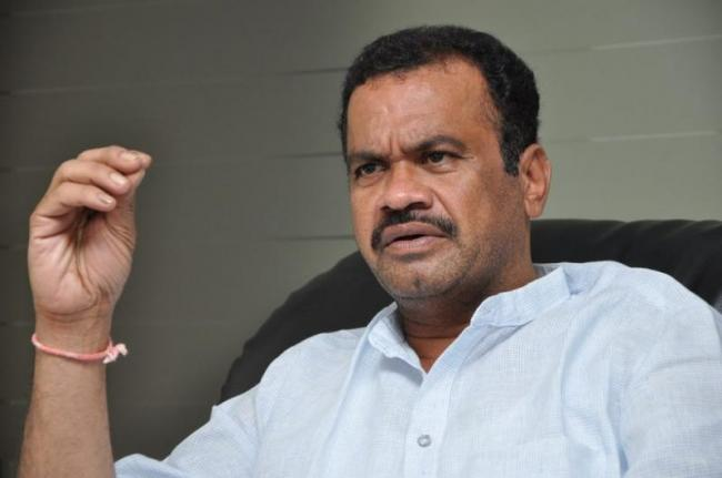 I will be with Congress Party, Komatireddy Venkat Reddy - Sakshi
