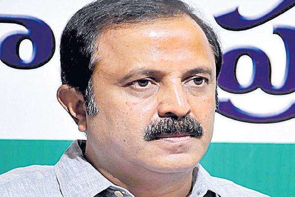 Madhu yaskhi commented over kcr - Sakshi
