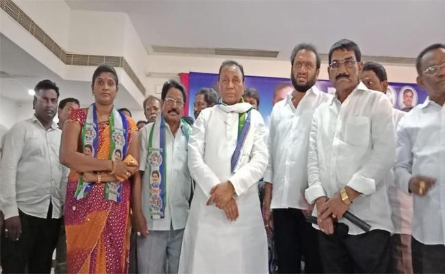 mekapati Rajamohan Reddy Slams Chandrababu Naidu - Sakshi