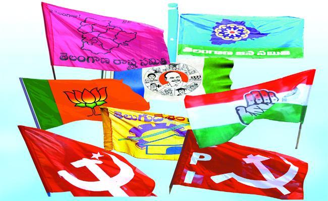 Telangana Elections 2018 Tension In Political Parties - Sakshi