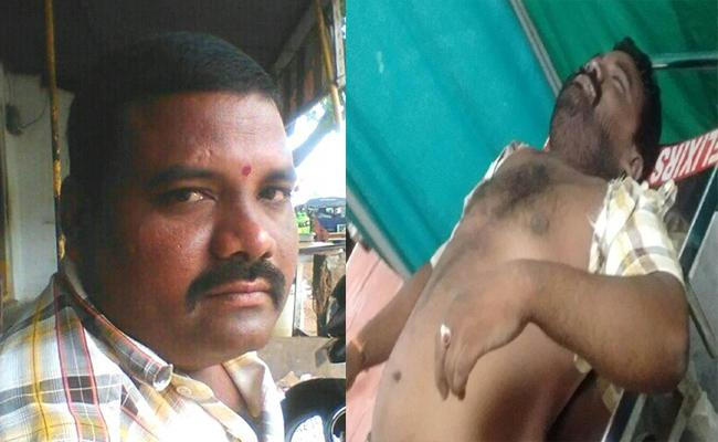 Farmer Death With Power Shock Srikakulam - Sakshi